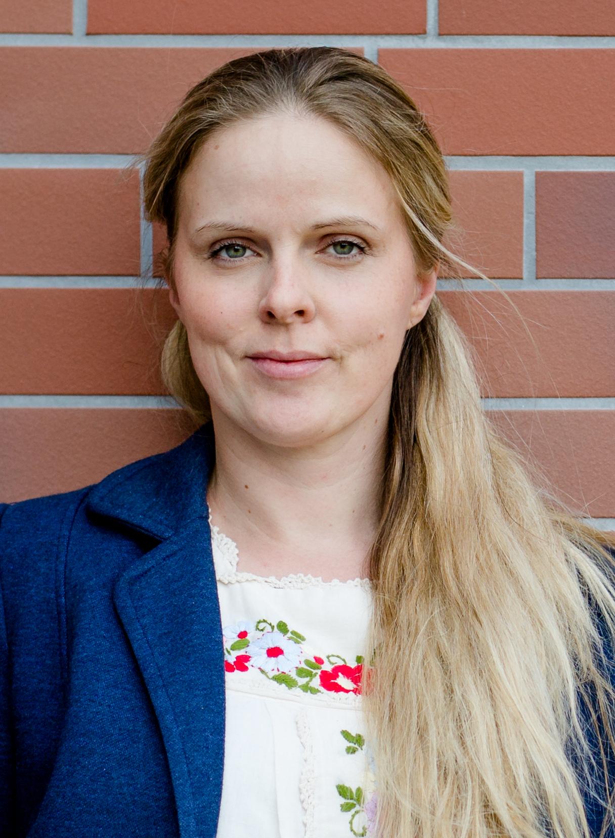 Anne Halka - Geschäftsführerin publishAir UG